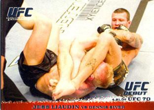 Topps UFC 2009 Round 1 Jess Liaudin #62