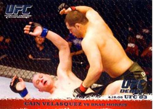 Topps UFC 2009 Round 1 Cain Velasquez #82