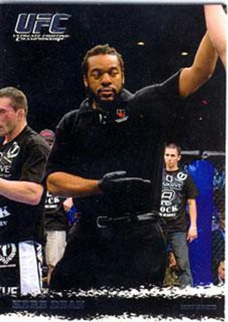 Topps UFC 2009 Round 1 Herb Dean #91