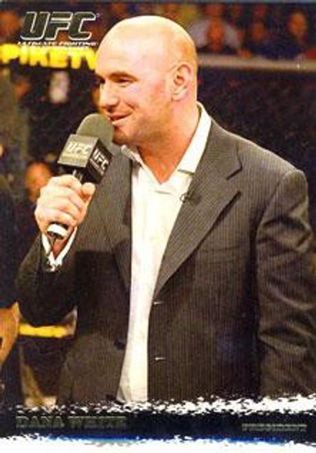 Topps UFC 2009 Round 1 Dana White #97