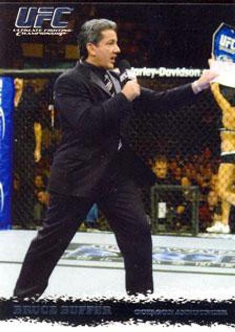 Topps UFC 2009 Round 1 Bruce Buffer #99