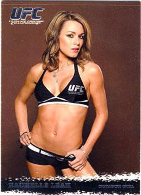 Topps UFC 2009 Round 1 Rachelle Leah #96