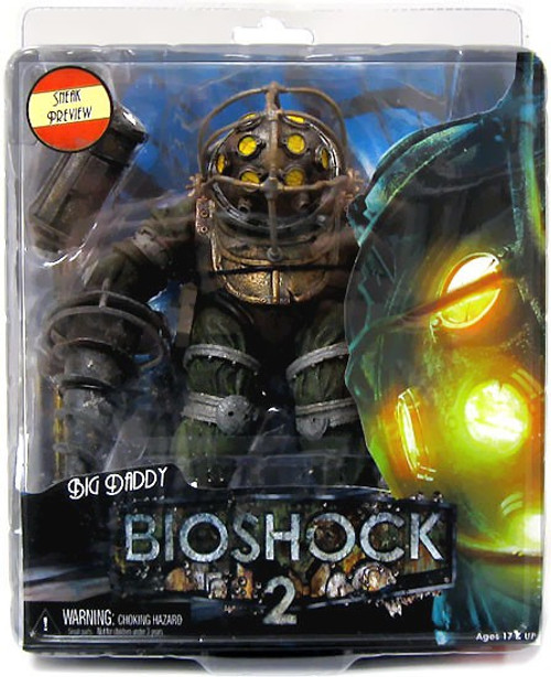 NECA Bioshock 2 Big Daddy Action Figure