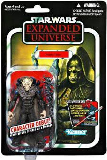 Star Wars Expanded Universe 2012 Vintage Collection Nom Anor Action Figure #59