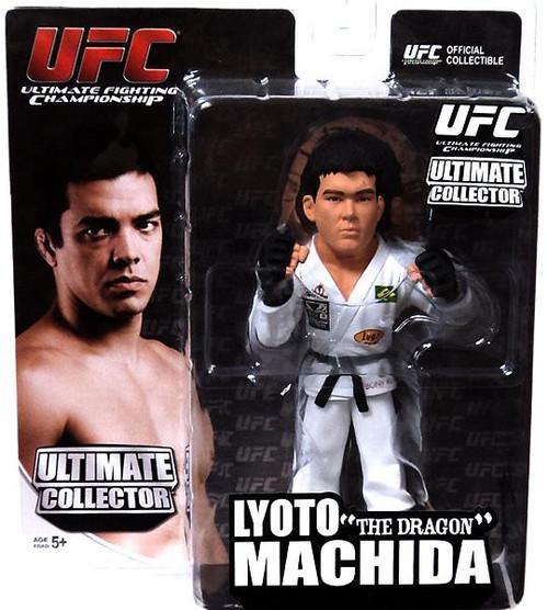UFC Ultimate Collector Series 10 Lyoto Machida Action Figure [The Dragon]