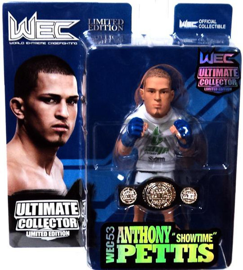UFC Ultimate Collector Series 10 Anthony Pettis Action Figure [Limited Edition]