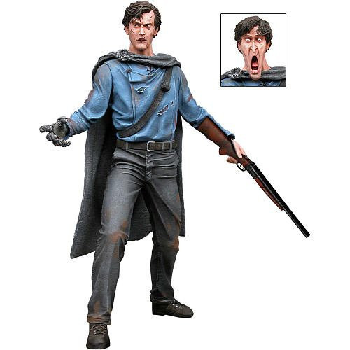 NECA Evil Dead Army of Darkness Cult Classics Icons Series 3 Ash Action Figure [Medieval]