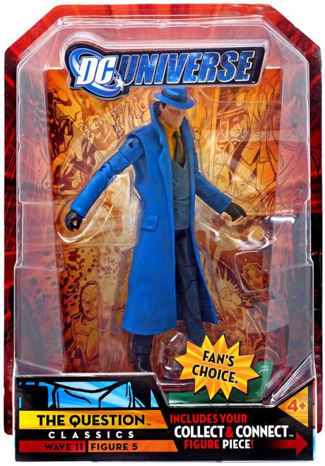 DC Universe Classics Kilowog Series The Question Action Figure #5