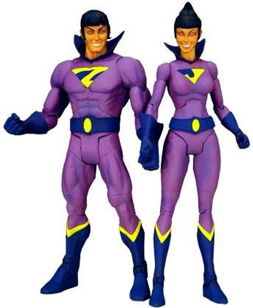 DC Universe Classics Wonder Twins Exclusive Action Figure 2-Pack [No Gleek]