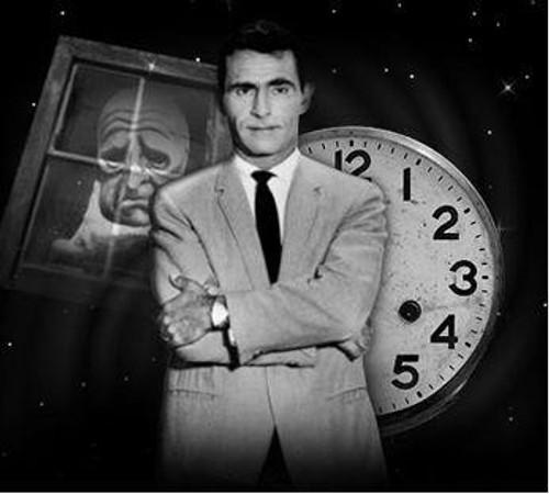 The Twilight Zone 25th Anniversary Trading Card Box