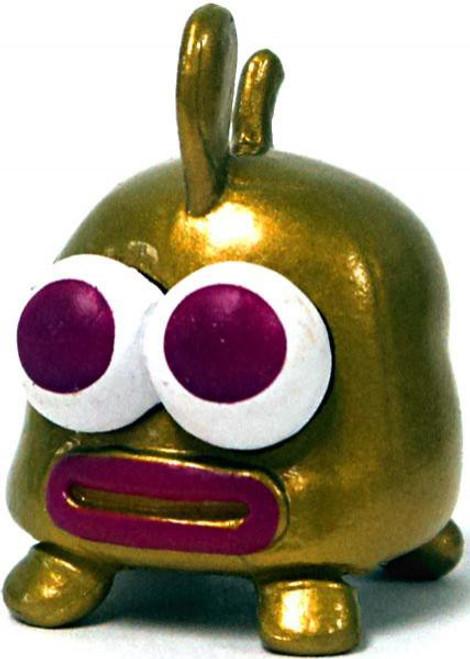 Moshi Monsters Moshlings Series 3 Bug 1.5-Inch Mini Figure M14 [Gold]
