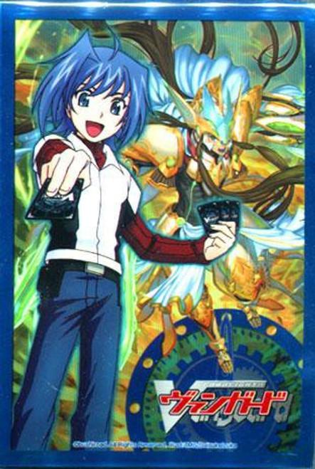 Cardfight Vanguard Trading Card Game Aichi & Garmore Card Sleeves [Japanese]
