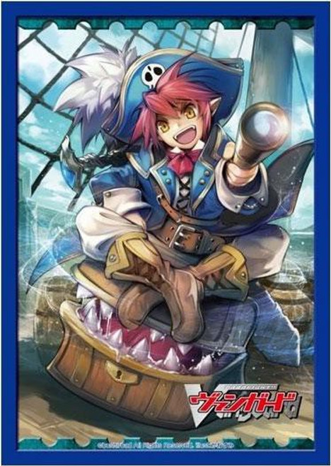 Cardfight Vanguard Trading Card Game Captain Night Kid Card Sleeves [Japanese]