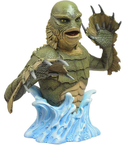 Universal Monsters The Creature from the Black Lagoon Bust Bank