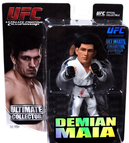 UFC Ultimate Collector Brazil Demian Maia Exclusive Action Figure