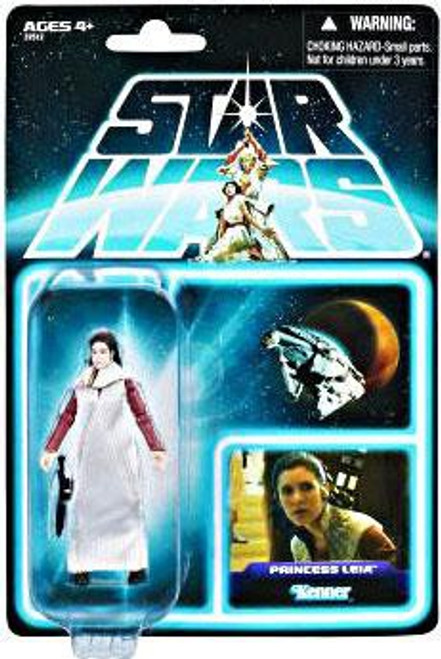 Star Wars The Empire Strikes Back 2012 Vintage Collection Princess Leia Action Figure #05 [35th Anniversary, Bespin Outfit]