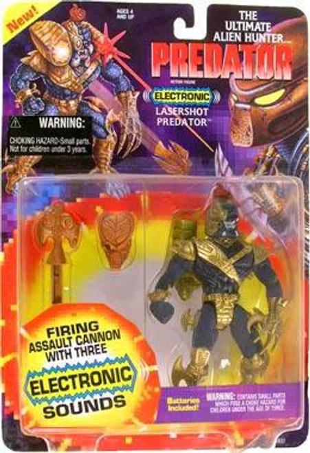 Lasershot Predator Action Figure [Electronic]