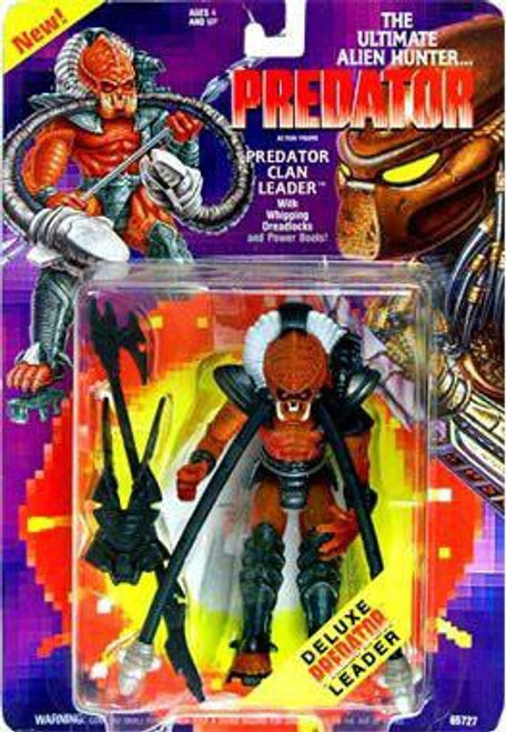 Predator Clan Leader Action Figure