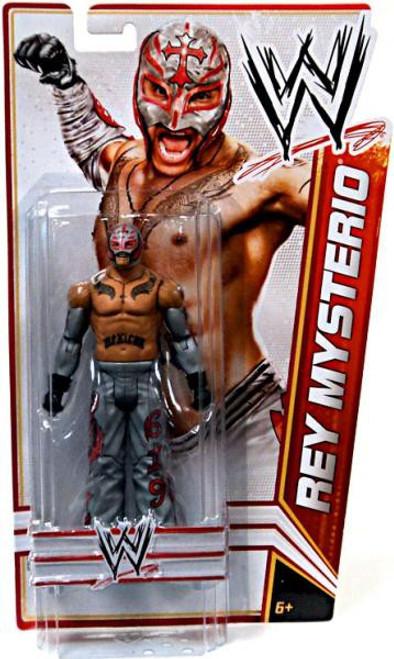 WWE Wrestling Signature Series 4 Rey Mysterio Action Figure