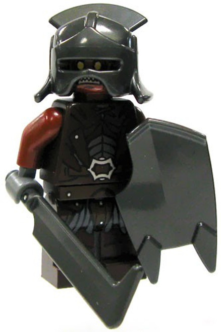 LEGO The Lord of the Rings Uruk-hai Infantry Minifigure [Loose]