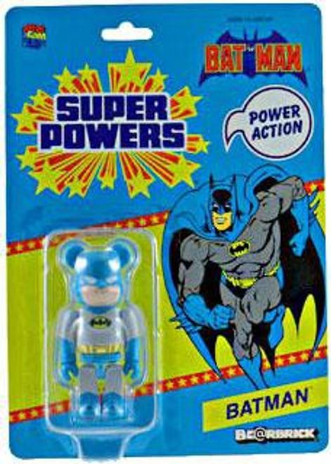 DC Super Powers Bearbrick Batman Be@rbrick Exclusive Minifigure