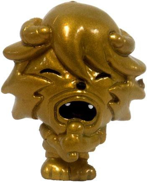 Moshi Monsters Moshlings Series 3 Davy Gravy 1.5-Inch Mini Figure M01 [Gold]