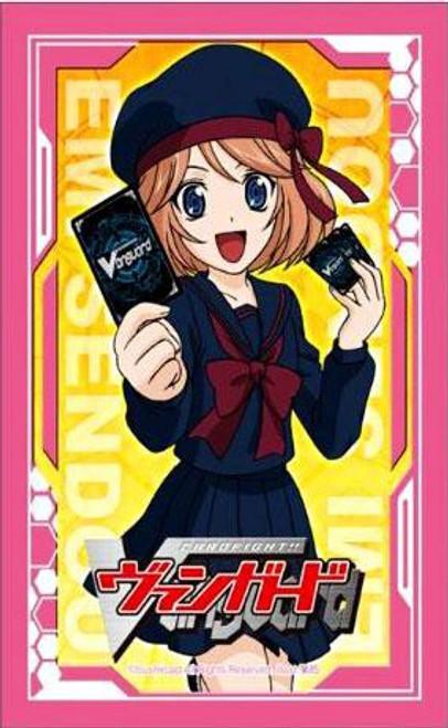 Cardfight Vanguard Trading Card Game Emi Sendou Card Sleeves [Japanese]