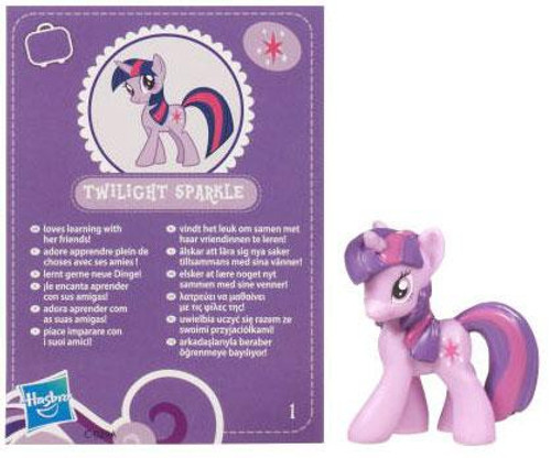 My Little Pony Series 2 Twilight Sparkle 2-Inch PVC Figure