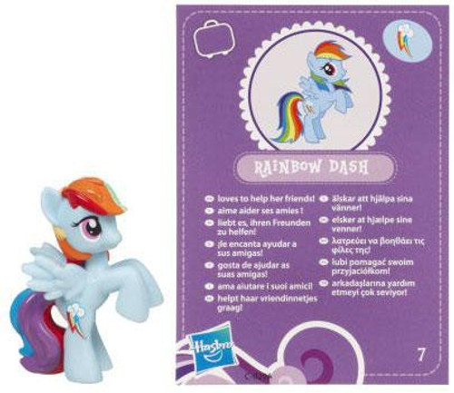 My Little Pony Series 2 Rainbow Dash 2-Inch PVC Figure