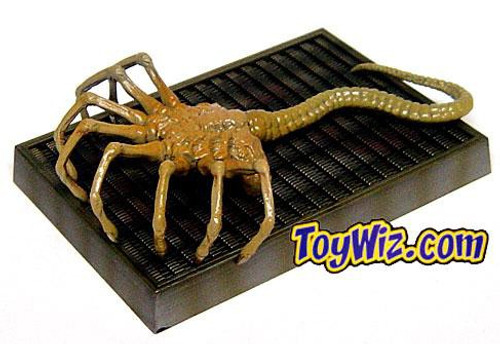 Alien SF Movie Selection Japanese Collectors Face Hugger PVC Figure [1979 Alien]