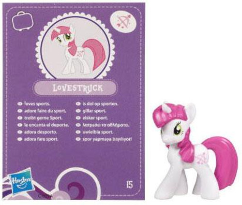 My Little Pony Series 2 Lovestruck 2-Inch PVC Figure