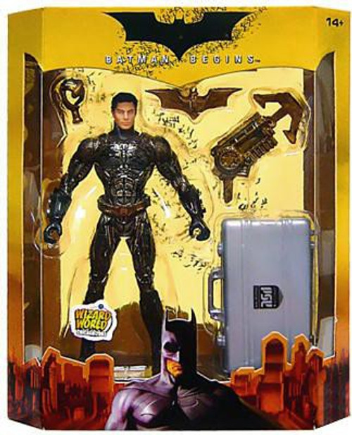 Batman Begins Batman Exclusive Action Figure [Prototype Suit Unmasked]