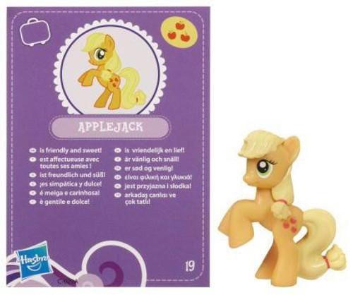 My Little Pony Series 2 Applejack 2-Inch PVC Figure