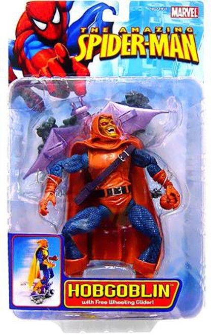 The Amazing Spider-Man Hobgoblin Action Figure