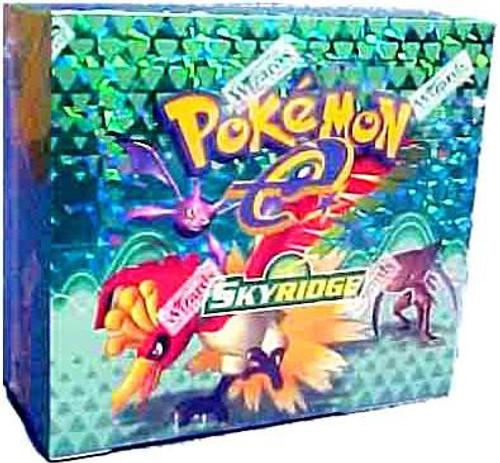Pokemon Trading Card Game Skyridge Booster Box [36 Packs]