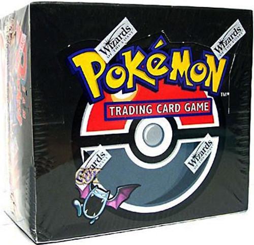 Pokemon Trading Card Game Team Rocket Booster Box [36 Packs]