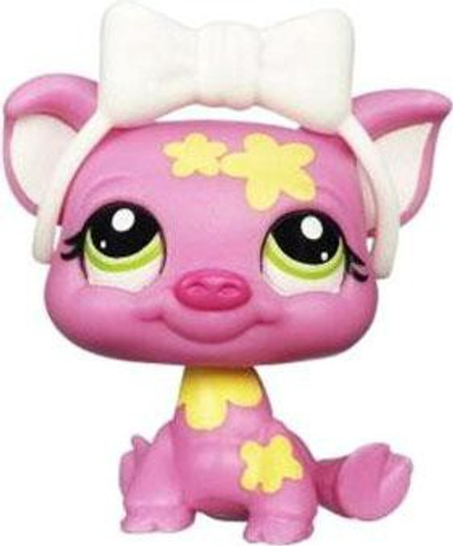 Littlest Pet Shop Pig Figure