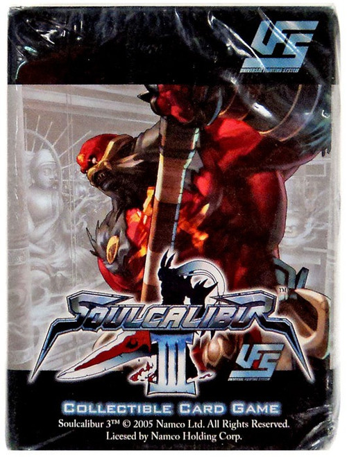 Universal Fighting System Soul Calibur III Astaroth Starter Deck