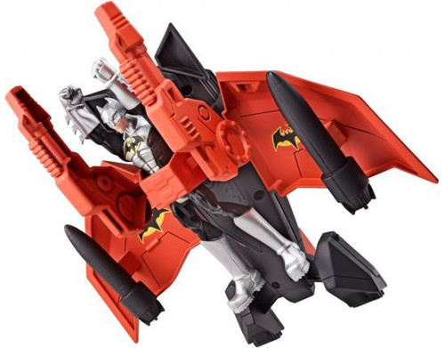 Batman Power Attack Sky Slam Bat-Jet Vehicle