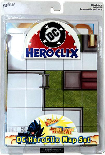 DC HeroClix Map Set