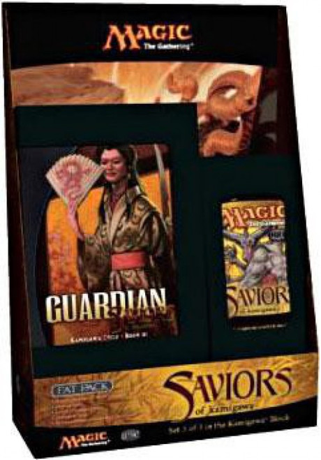 MtG Trading Card Game Saviors of Kamigawa Fat Pack