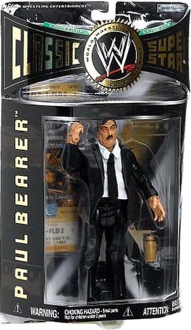 WWE Wrestling Classic Superstars Series 9 Paul Bearer Action Figure