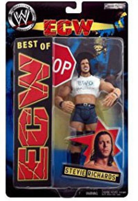 WWE Wrestling Best of ECW Stevie Richards Action Figure