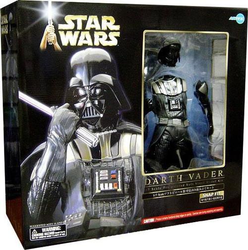 Star Wars ArtFX Snap Fit Darth Vader Vinyl Statue