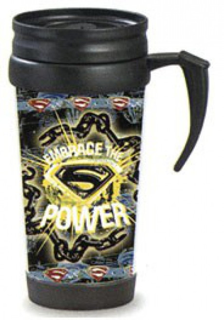 Superman Returns Travel Tumbler