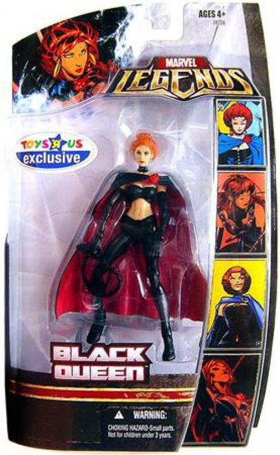 Marvel Legends Exclusives Black Queen Exclusive Action Figure