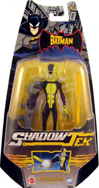The Batman Shadow Tek Metal Head Extreme Action Figure