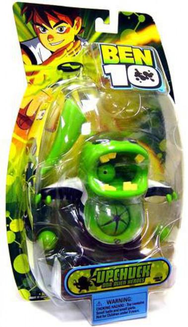 Ben 10 DNA Alien Heroes Upchuck Action Figure