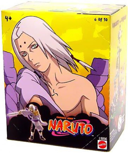 Naruto Tree Diorama Series 1 Kimimaro 3-Inch PVC Figure #6