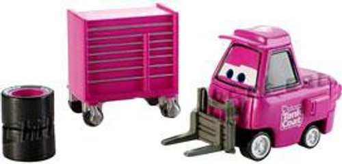 Disney / Pixar Cars Tank Coat Pitty Diecast Car [Loose]